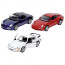 grossiste Modeles et vehicules: Porsche 1: 34-39 - 11.5-12cm