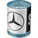Spardose Mercedes - Benz 1 l, Ø 10 x 13cm