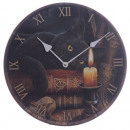 wholesale Clocks & Alarm Clocks: Wall Clock Witching Hour Lisa Parker Ø 30cm