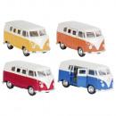 Großhandel Spielwaren: Volkswagen Microbus (1962) 1:37 - 11,5cm