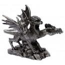 Großhandel Figuren & Skulpturen: Metall Drachen und  Fantasy Figur von Altaya !!!