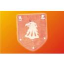 wholesale Business Equipment: Wood - 37cm eagle coat of arms!