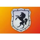 grossiste Fournitures de bureau equipement magasin: Bois - cheval  plaque de 35cm élégant!