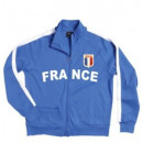 wholesale Coats & Jackets: Zip jacket France !!! EM 2020 !!! Top!