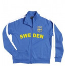 wholesale Coats & Jackets: Zip Jacket Sweden  !!! 2018 World Cup !!! Topp !!!