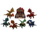 Großhandel Dekoration: Drachen ca.  11-12cm !!! Thekendisplay !!!