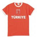 Großhandel Shirts & Tops: T-Shirt Türkei mit Stickwappen !!! EM 2020 !!!