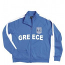 wholesale Coats & Jackets: Zip Jacket Greece  !!! 2018 World Cup !!! Topp !!!