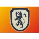 grossiste Fournitures de bureau equipement magasin: Bois - petit 35cm plaque Lion!