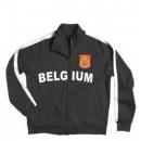 ingrosso Cappotti e giacche: Zip Jacket Belgio  !!! Coppa del mondo 2018 !!! Top