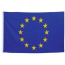 Großhandel Fanartikel & Souvenirs: Europa Fahne / Flagge 90x150cm !!! EM 2020