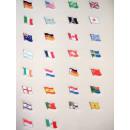 mayorista Utillaje de jardin: Botones diferentes países !!! Arriba EM 2020 !!!