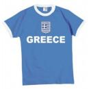 Großhandel Shirts & Tops: T-Shirt Griechenland mit Stickwappen !!! EM ...
