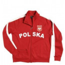 wholesale Coats & Jackets: Zip Jacket Poland !!! EM 2020 !!! Top!