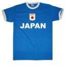 Großhandel Shirts & Tops: T-Shirt Japan mit Stickwappen !!! WM 2022