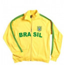 wholesale Coats & Jackets: Zip Jacket Brazil !!! Top! World Cup 2022