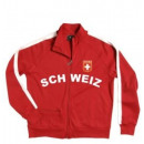 wholesale Coats & Jackets: Zip Jacket Switzerland !!! EM 2020 !!! Top!