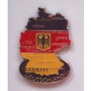 Großhandel Magnete: Magnet Deutschland Karte !!!