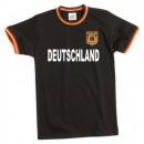 Großhandel Shirts & Tops: T-Shirt Deutschland mit Stickwappen !!! EM ...