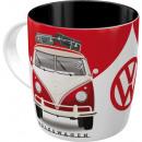 Großhandel Tassen & Becher: Tasse Keramik Volkswagen 0,33 l