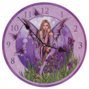 mayorista Casa y decoración: Reloj de pared de  hadas Lisa Parker Ø 30cm