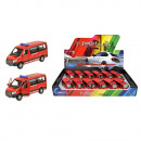 Mercedes-Benz Sprinter Fire Department 1: 34-39 -