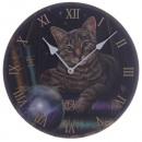 wholesale Clocks & Alarm Clocks: Wall Clock soothsayer Cat Lisa Parker Ø 30cm