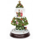 wholesale Gifts & Stationery: Snowglobe Ø85mm in Tannenbaum Musical