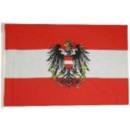 Österreich Fahne / Flagge 90x150cm !!! EM 2020 !!!