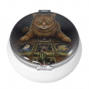 groothandel Sierraadkisten: Sieradendoosjes  Tarot Cat Lisa Parker