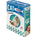 Großhandel Küchenutensilien: Vorratsdose Cat Food 4 l, 8 x 19 x 26cm