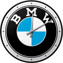 Wanduhr BMW Ø 31cm