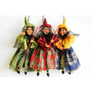 wholesale Cleaning: Witch for hanging on broom 28cm