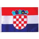 Kroatien Fahne / Flagge 90x150cm !!! EM 2020 !!!