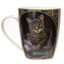 grossiste Tasses & Mugs: Tasse de  porcelaine devin Cat Lisa Parker