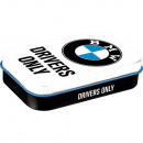 Pillendose XL BMW 6 x 9,5 x 2cm
