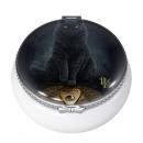 Schmuckdöschen schwarze Katze Lisa Parker
