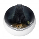 groothandel Sierraadkisten: Sieradendoosjes  zwarte kat Lisa Parker
