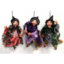 wholesale Cleaning: Witch for hanging on broom 15cm