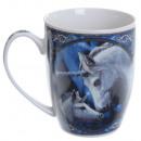 Großhandel Tassen & Becher: Porzellan Tasse Einhorn Lisa Parker