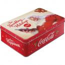Vorratsdose flach Coca - Cola 2,5 l