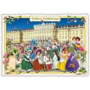 Großhandel Glückwunschkarten: Nostalgie Postkarte / Grußkarte Schloss ...