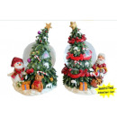 wholesale Snow Globes:Snowglobe Christmas tree