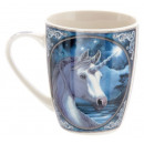 Porcelain Mug Unicorn Lisa Parker