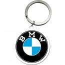 Großhandel Schlüsselanhänger: Schlüsselanhänger BMW Ø 4cm