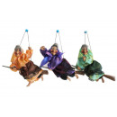 wholesale Cleaning: Witch for hanging on broom 16cm