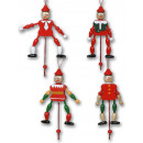 wholesale Wooden Toys: Wooden Marionette 4x by 20cm