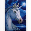 wholesale Magnets: Magnetic unicorn Lisa Parker