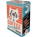Großhandel Fahrräder & Zubehör: Aromadose Cats & Coffee 1,3 l