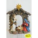 groothandel Home & Living: Heilige Familie 10cm voor kerst Stall